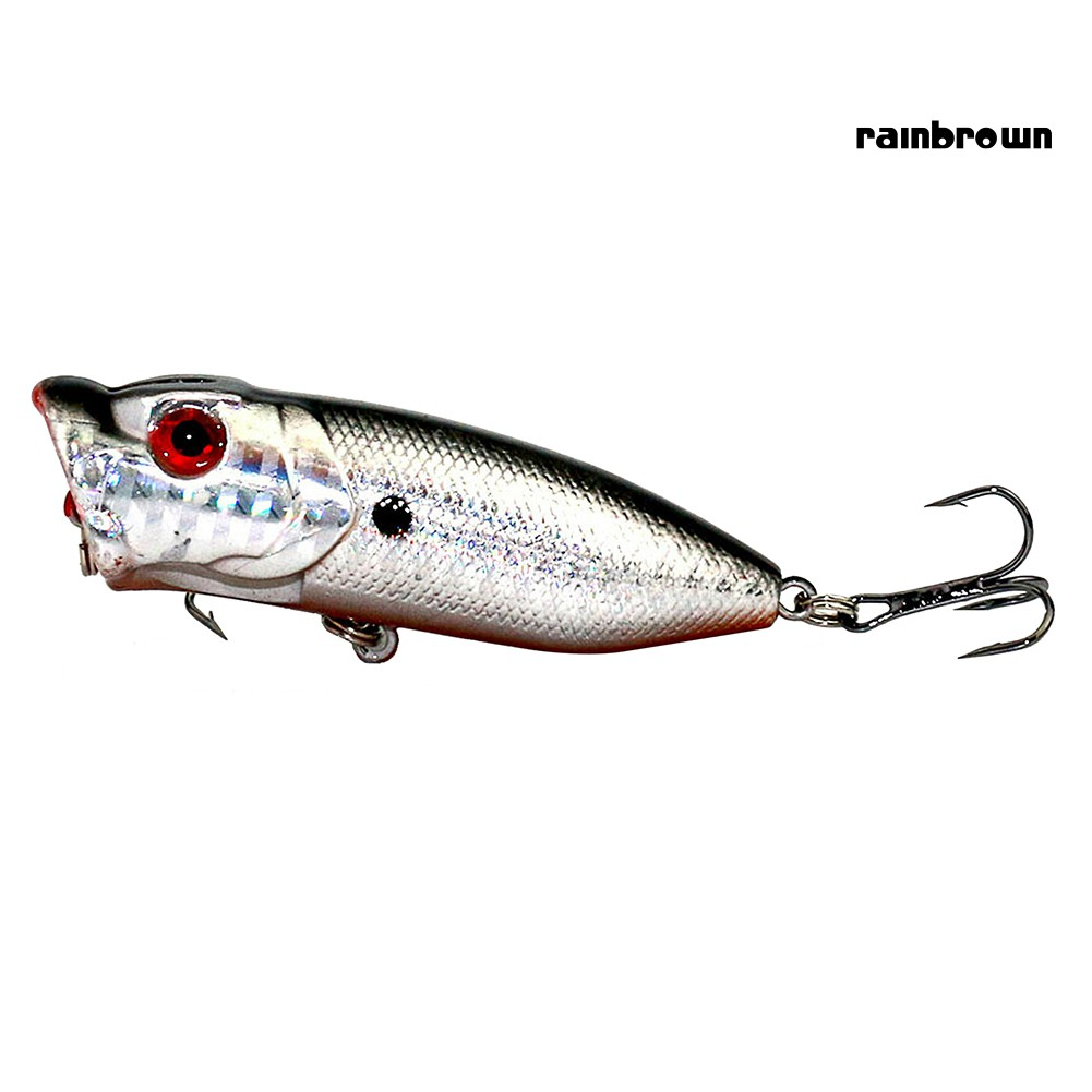 5Pcs 6.5cm 13g Simulation Fish Freshwater Baits Lures Tackle with Hook