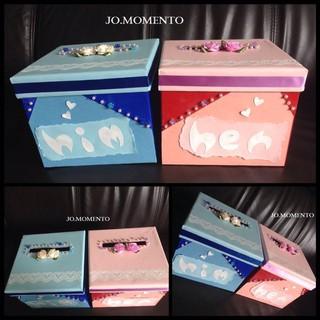 Customised Wedding Ang Bao Boxes Shopee Singapore