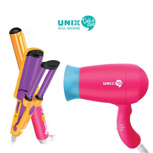 UNIX  UNIX MINI Iron Dryer Style Take out MINI Hair style Tool  Travelling   9c321d06ff
