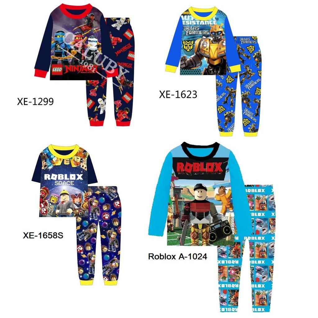 Pink Duck Pjs Roblox 2yo To 7yo Ninjago Pajamas Ninjago Sleepwear Transformer Pajamas