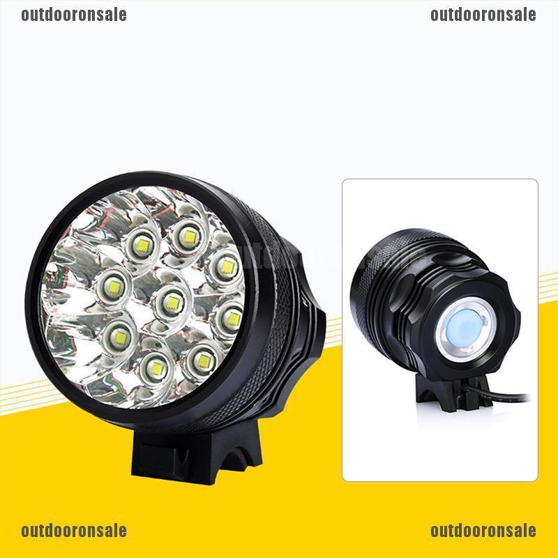 ❤️ SolarStorm 3 x CREE XM-L T6 LED Bicycle Bike HeadLight Head Light Lamp Torch