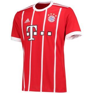 adidas Top Quality Bayern Munich Home Soccer Jersey Football