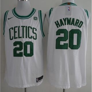 hot sale online 554af ec0d3 2018 Original Nike NBA Boston Celtics Gordon Hayward #20 ...