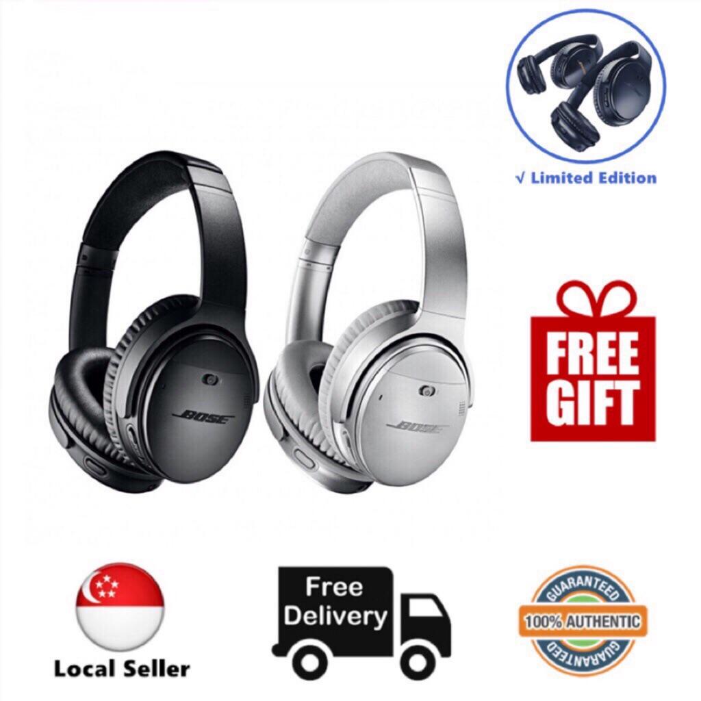 QuietComfort 35 II QC35 Wireless Headphones Noise Cancelling local delivery