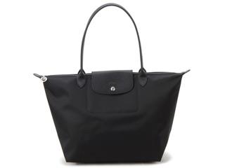 Longchamp Planetes 2605 Medium Size Black Shopee Singapore