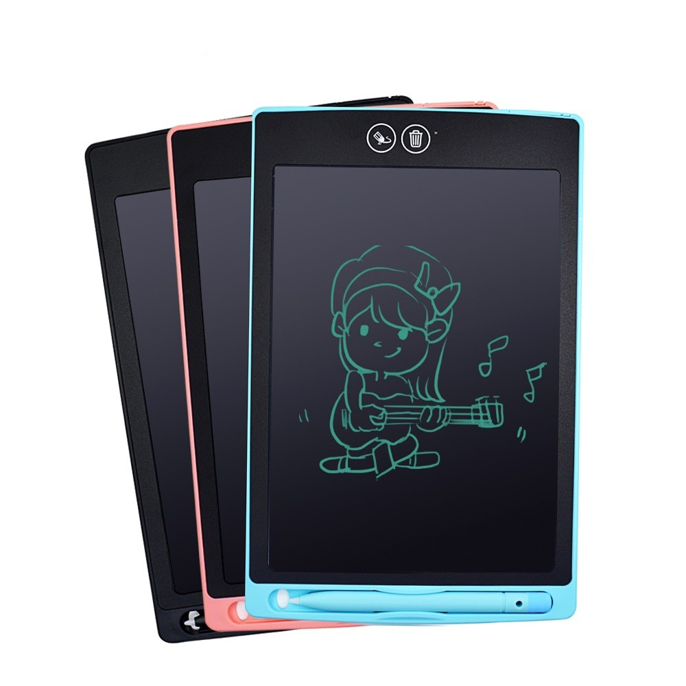 8.5 inch LCD Tablet Partially Erasing Electronic Drawing Handwriting Board Gifts