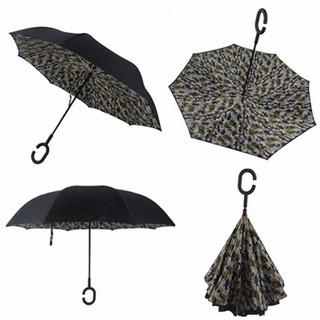 b6797d24d769 ▻▻Honana HN-KU2 5 Color Auto Open Golf Umbrella Strong Windproof ...