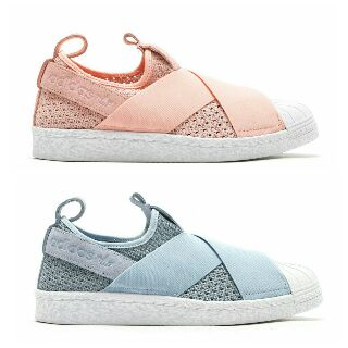 pretty nice e797a 45c39 Adidas Superstar Slip On