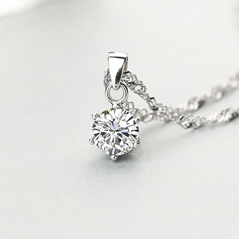 c68a56400 S925 Silver jewelry fresh design cute kitten bell cat chain | Shopee  Singapore
