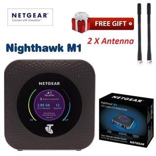 New Netgear Nighthawk M1 MR1100 4G 4Gx LTE Gigabit WiFi Router Unlocked  Warranty