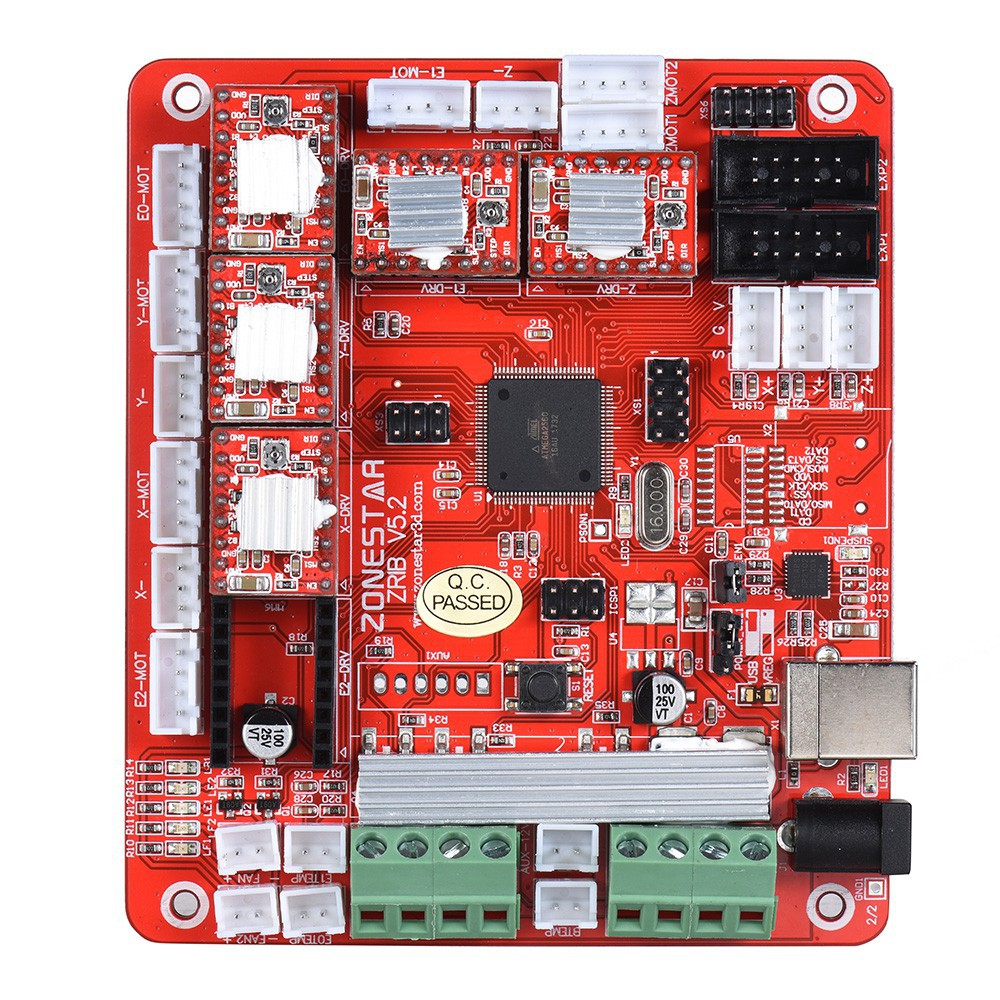 3d Printer Part Motherboard Pcb Controller Board Integrated Mainboard Epson L805 Wifi Shopee Singapore