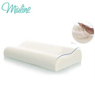 Adjustable Bamboo Pillow Slow Rebound Contour Memory Foam Pillow Health Care