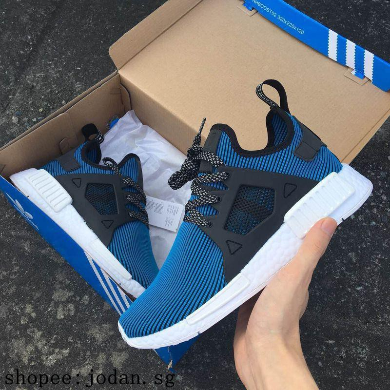 uk availability 9f975 fb13f Adidas NMD R1 R2 XR1 Sport Running Shoes READY STOCK NMD333