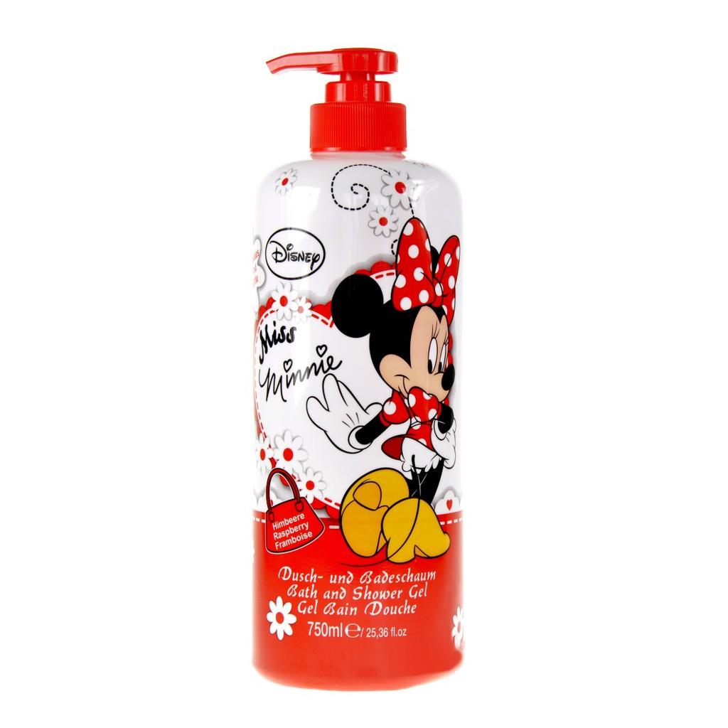 Tbcc Mickey Mouse Friends Bath Shower Gel 750ml X 2 Shopee Singapore Dettol Gold 250ml X2pcs Body Wash Classic Clean Reffil