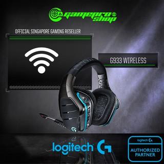 Logitech G933 Artemis Spectrum Wireless 7 1 Surround Sound