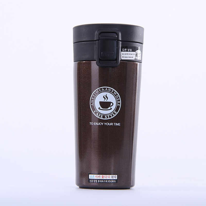 ad61b0b448a Upors Premium Travel Stainless Steel Thermos Tumbler Cups Vacuum Flask  Thermo Water Bottle Tea Mug