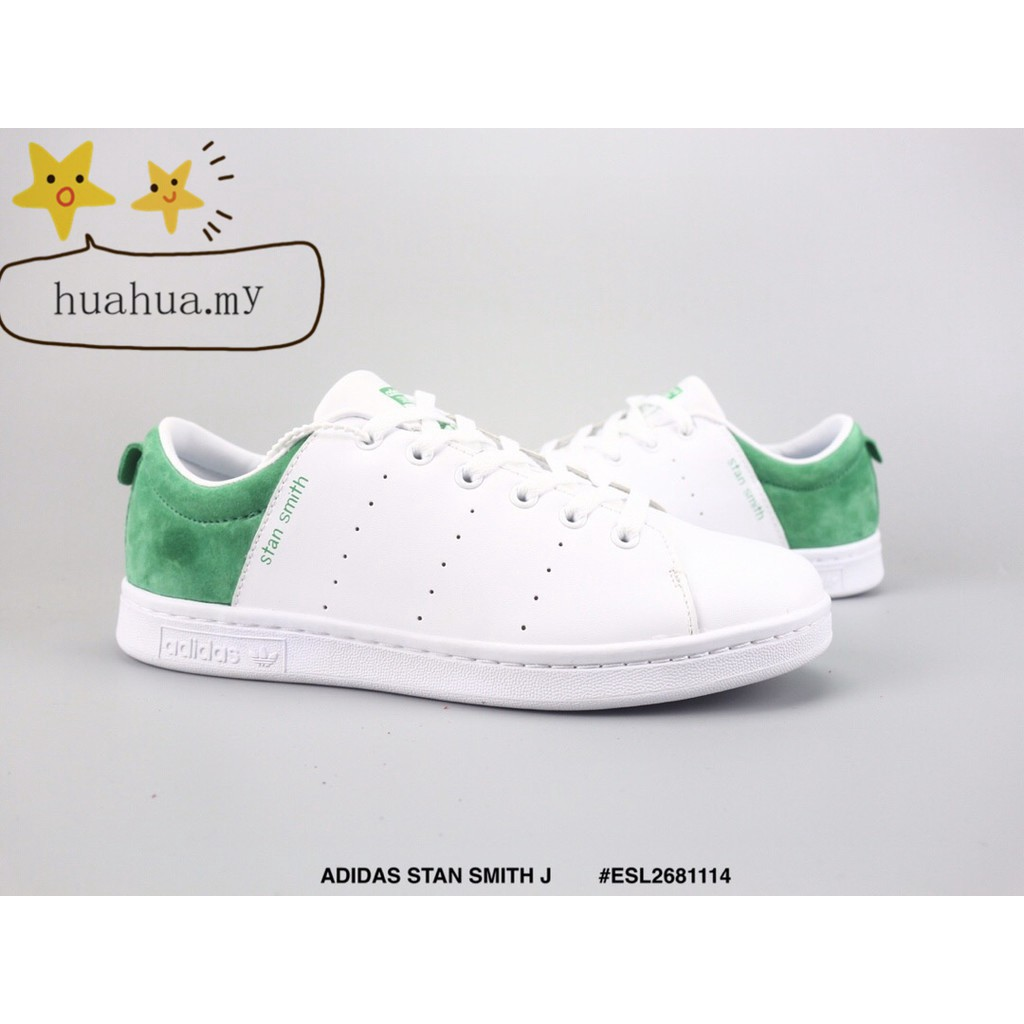 new style 59bcb ed873 🔥🔥New product STAN SMITH J Sneakers green Unisex