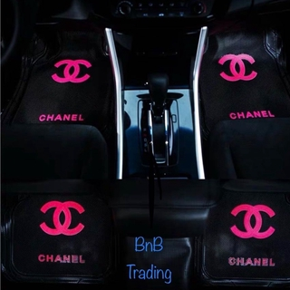 Awesome Free Delivery Unique Chanel Car Mat Carpet Pink Logo Pdpeps Interior Chair Design Pdpepsorg