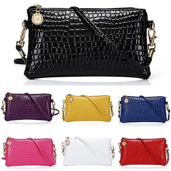 Hot Luxury Women Plaid Shoulder Bags Handbag Leather Crossbody Chain Bag  eea07999675f