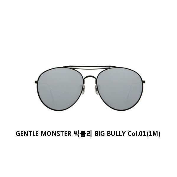 69570f65eae5 GENTLE MONSTER 빅불리 BIG BULLY Col.02(11M)