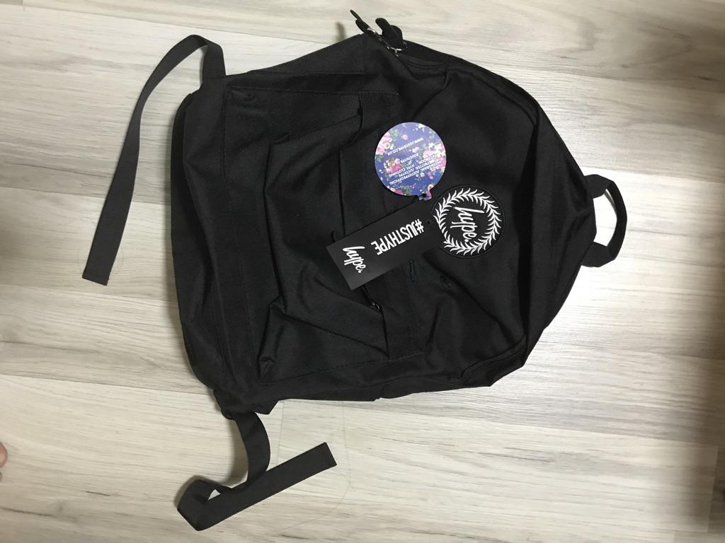 AUTHENTIC Just Hype backpack Casual Backpack Sport British Students ... e15a9908618c9