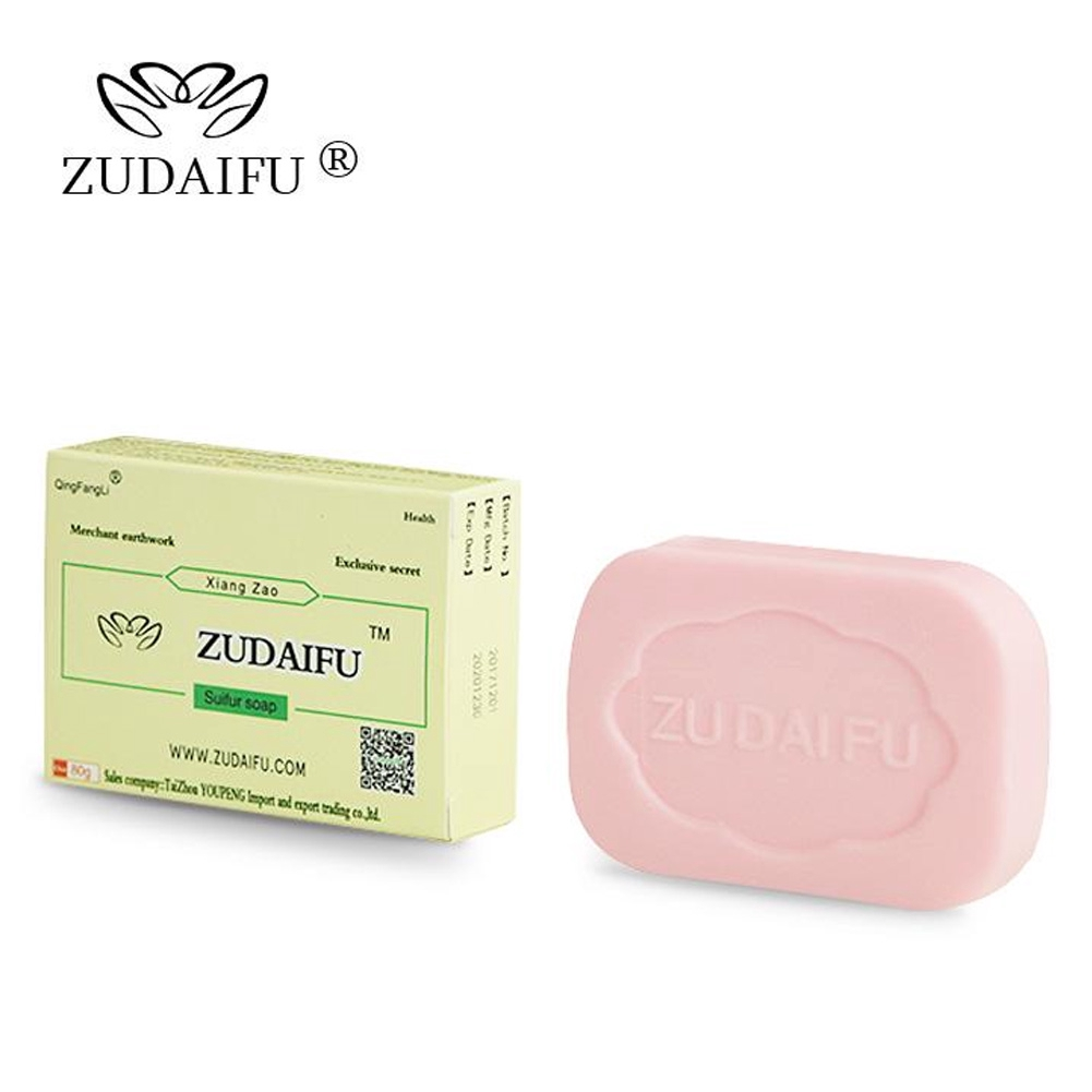 Bath & Shower 1pc Drug Bactericidal Sulphur Soap Skin Care Dermatitis Fungus Eczema Anti Bacteria Fungus Shower Bath Washing Whitening Soaps Top Watermelons