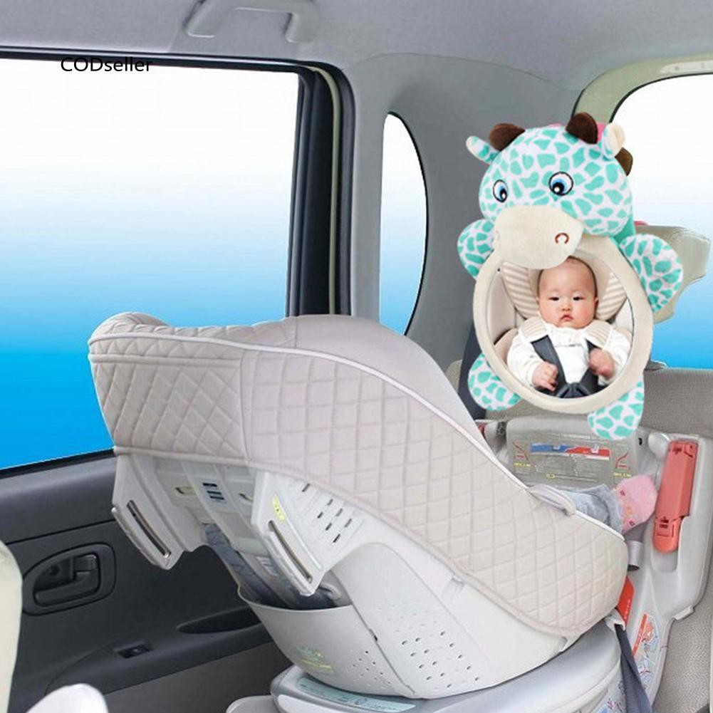 Handy Infant Car Safety Seat Inside Mirror View Back Baby Rear Ward Facing Care