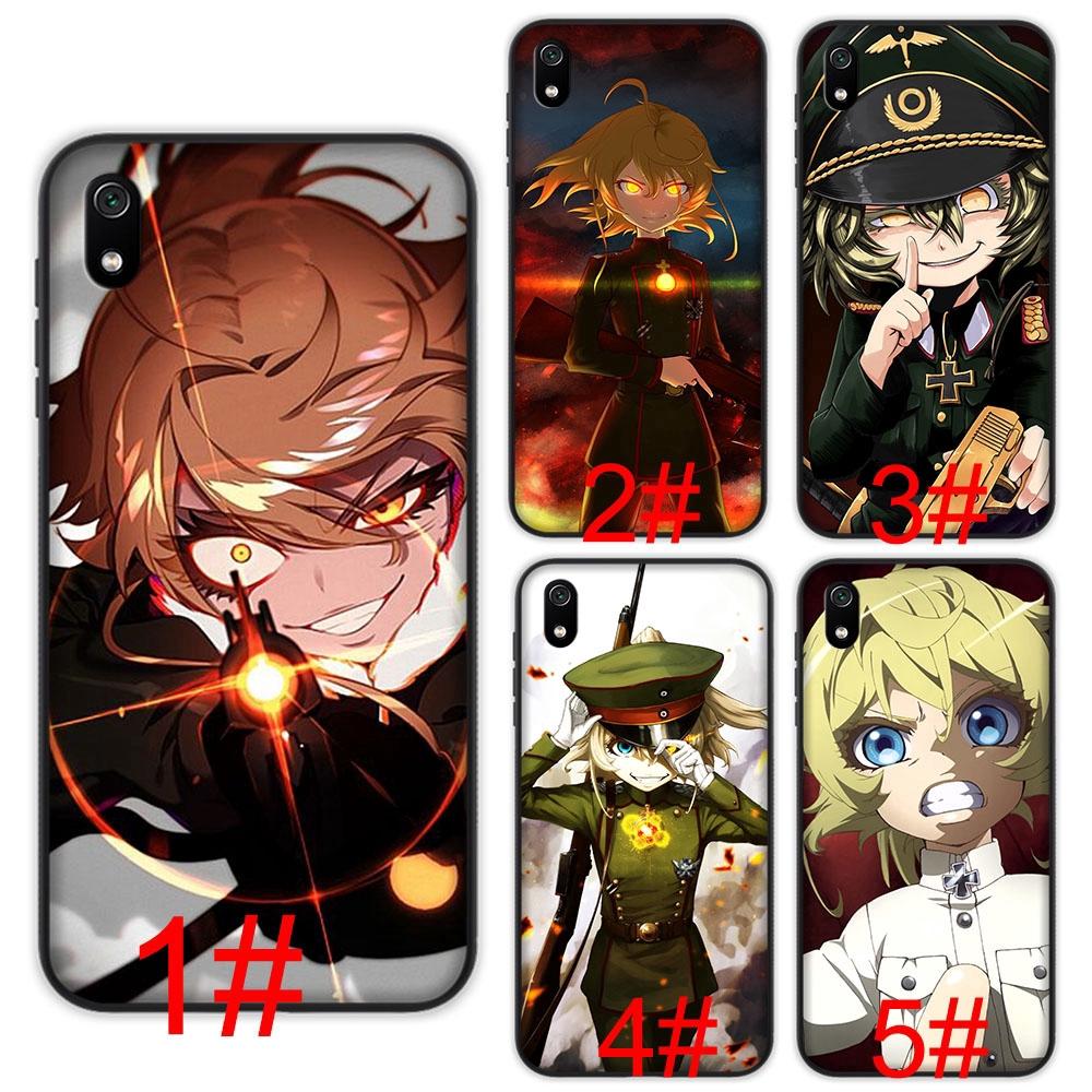 coque iphone 8 youjo senki