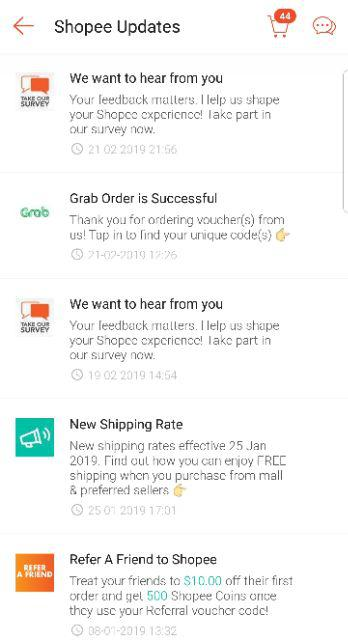 Grab SGD15 promo code - Instant Delivery | Shopee Singapore