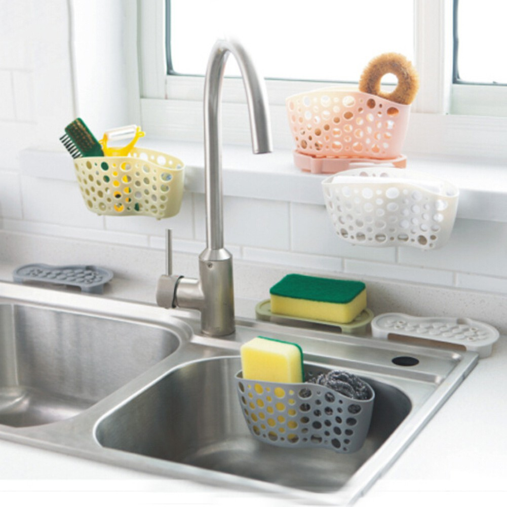 Gadget Bathroom Sink Drain Bag Basket