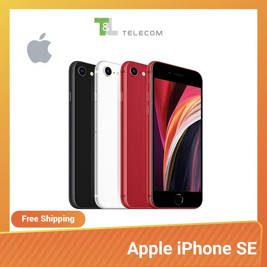 Apple iPhone SE (2020) 64GB/128GB/256GB Single Sim + e-SIM ...