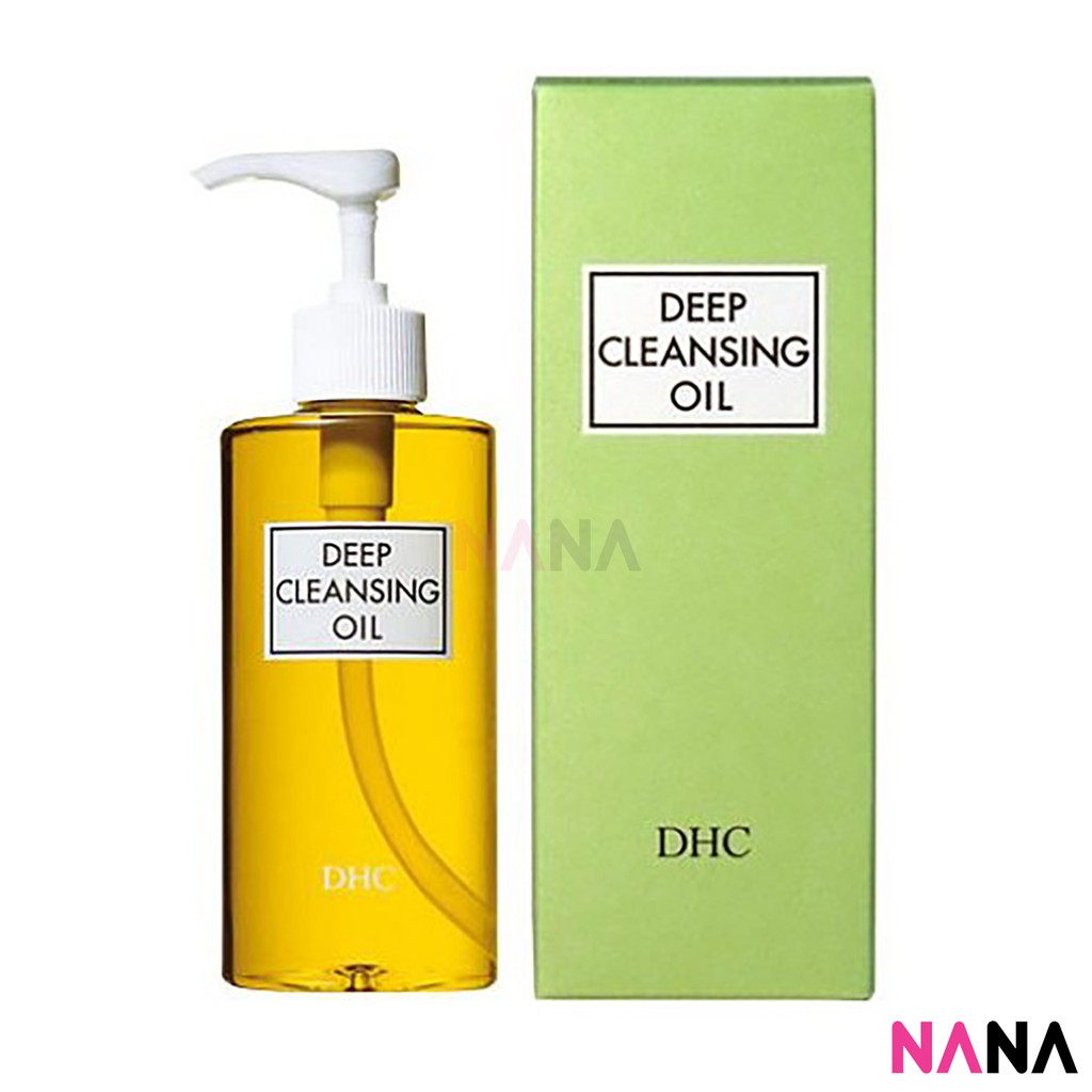 Dhc Deep Cleansing Oil 200ml Sho
