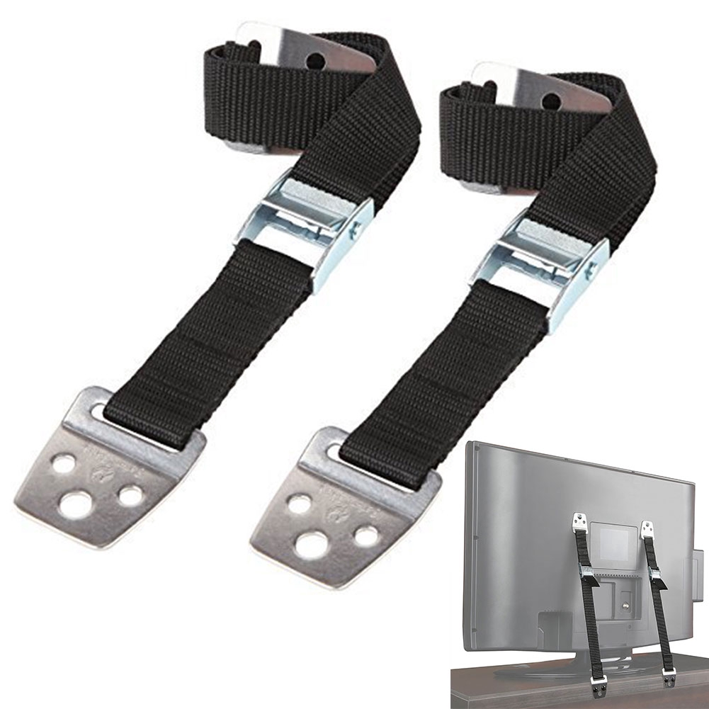 Safety Equipment Mother & Kids 2019 New Style 2pcs/lot Baby Safety Anti-tip Straps For Flat Tv And Furniture Wall Strap Child Lock Protection From Children Products For Kids