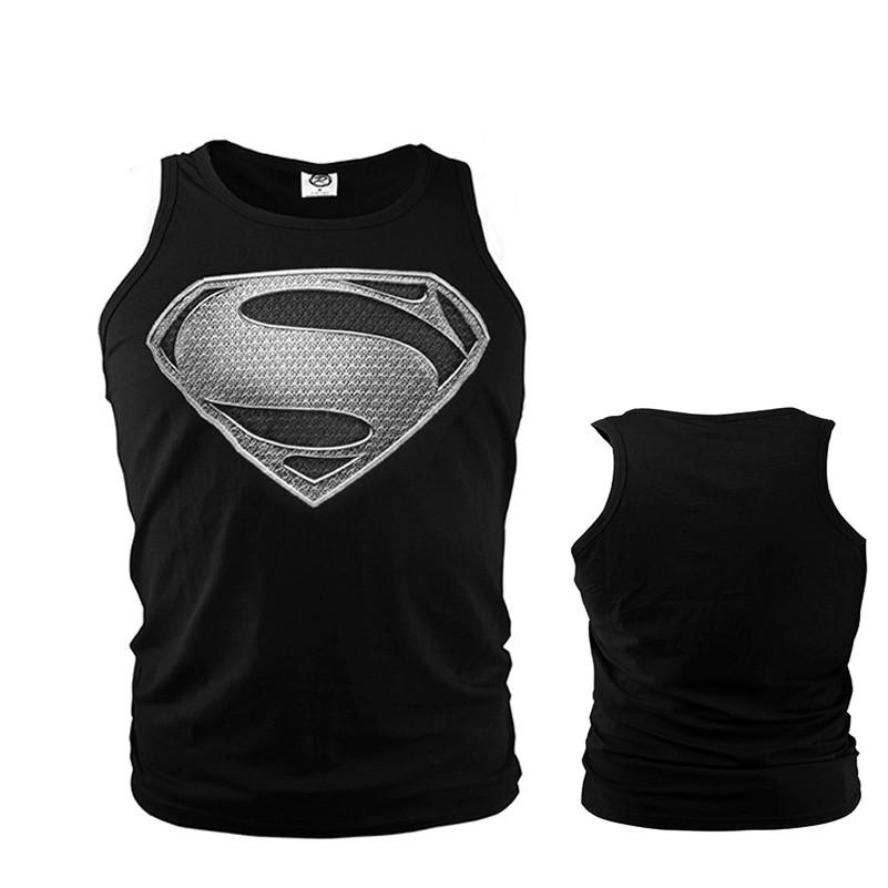2ce842a1655d39 Spiderman Spider Marvel Men s Vest T-shirt Slim Shirt Tops Sports Cosplay  S-XXL