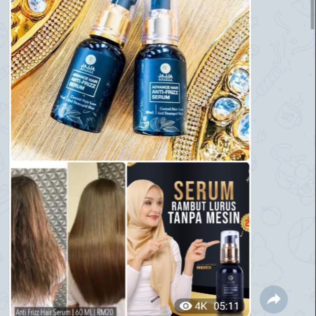 Jajja Hair Serum 100 Ori Shopee Singapore
