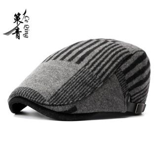 11f582291e93a Woolen Mens Retro Baker Boy NewsBoy Outdoors Golf Hat Beret Flat Cap ...