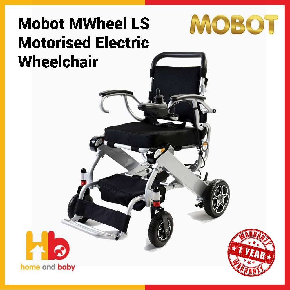 Mobot MWheel LS Motorised Electric Wheelchair
