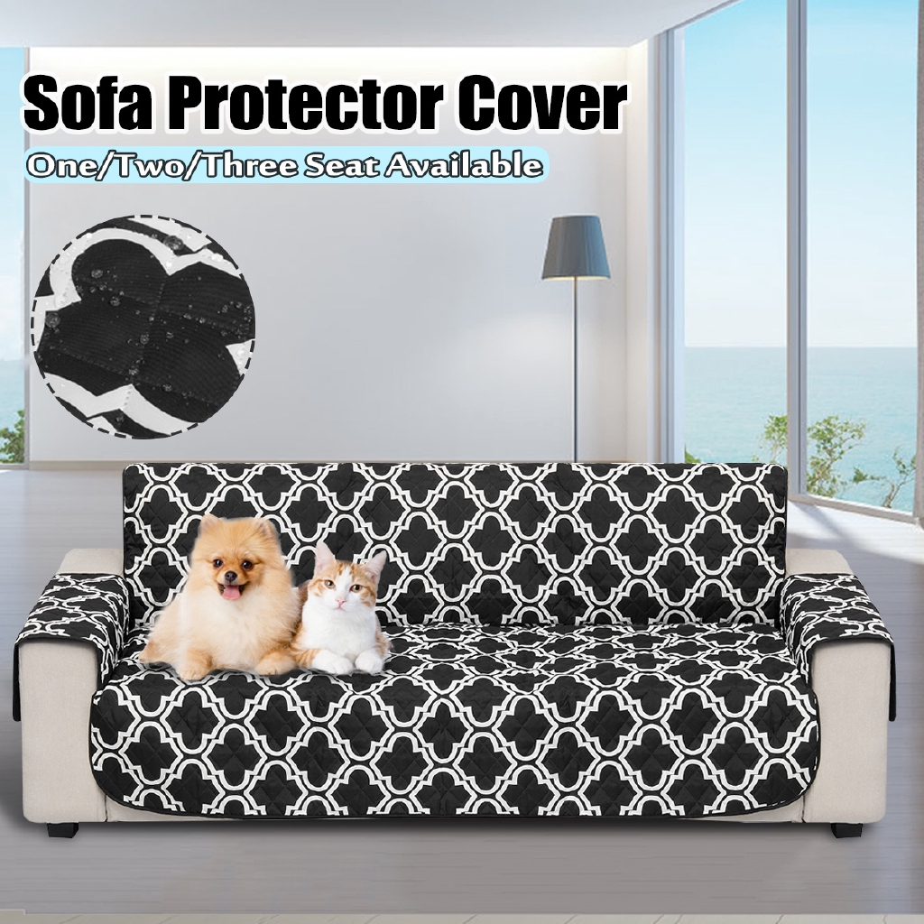 Protector Cover Anti Skid Suede Pet