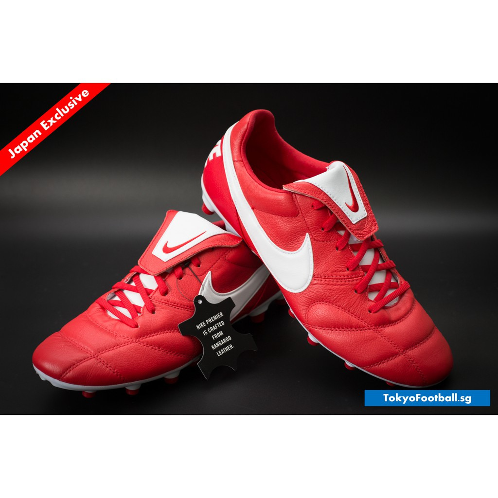 bb5b7e75b Nike Tiempo Legend Premier 2.0 K Leather soccer football boots shoes ...