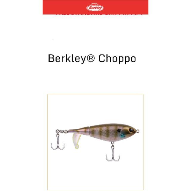 Berkley Choppo 105MM