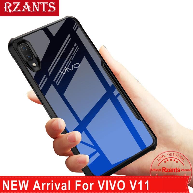 Vivo V9 Case Tempered Glass Back Anti-Scratch Slim Thin Shockproof Full Cover | Shopee