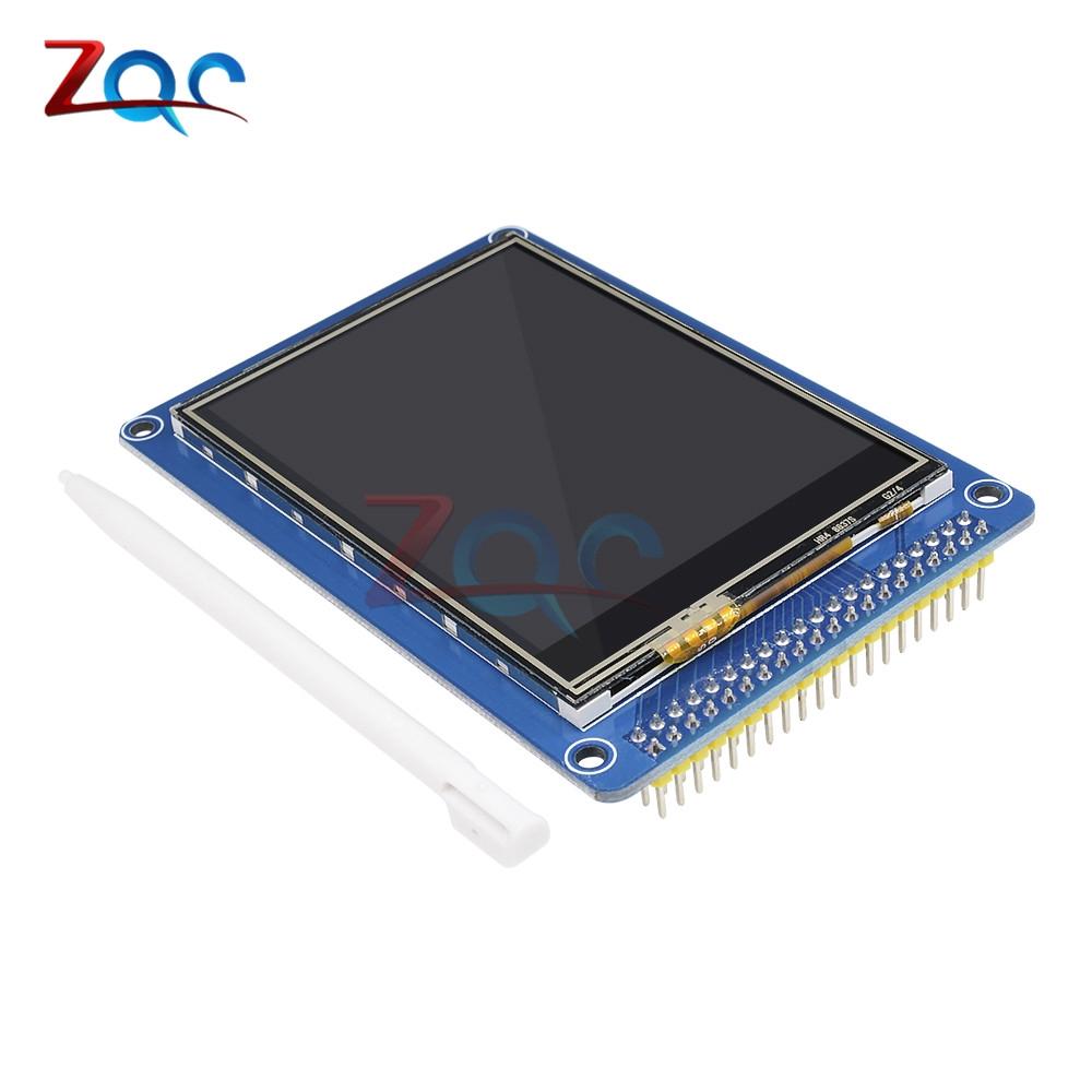 3 2 inch TFT LCD Touch Screen Module Display Ultra HD 320X240 ILI9341 for  3 2''