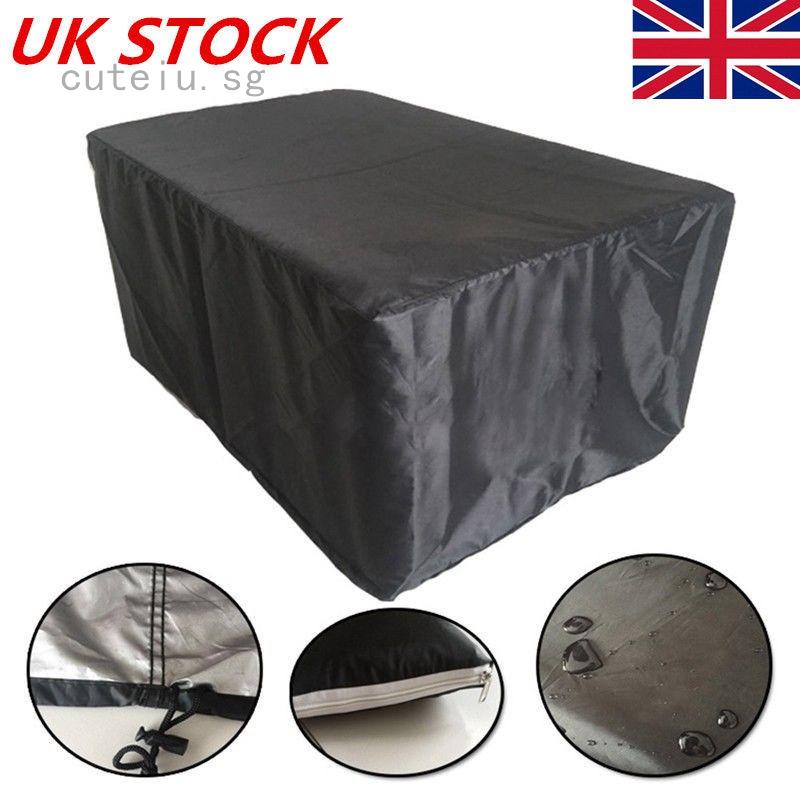 Astonishing Extra Large Garden Rattan Outdoor Furniture Cover Patio Home Interior And Landscaping Ologienasavecom