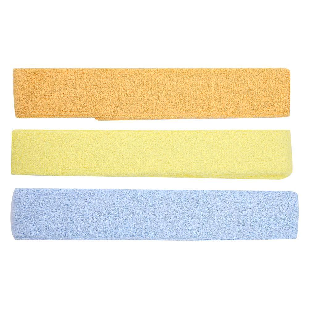 5Pcs Sports Soft Cotton Tennis Badminton Racket Overgrips Anti-slip Sweat Tape
