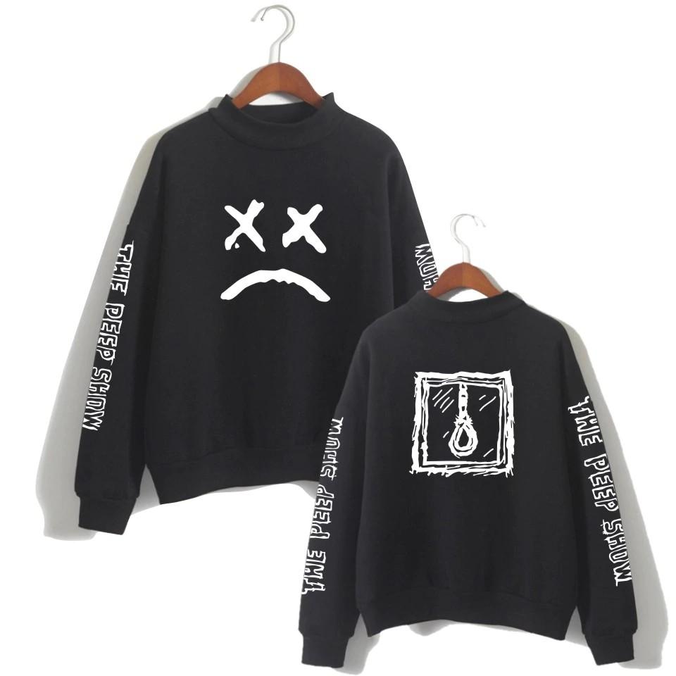 3b43ce0e14cf8 Lil Peep Hoodies Hell Boy Lil.Peep Men/ Hooded Pullover Male Hood Hoddie  Sweatshirts Love | Shopee Singapore