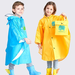 Smally Children Baby Raincoat /Toddler Rain Coat /Outing