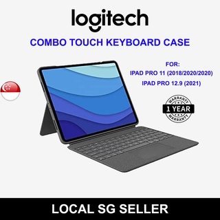SG Logitech Combo Touch for iPad Pro 11 (2018/2020/2021 ...