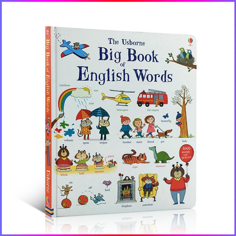 Usborne Original English books the Usborne Big Book of