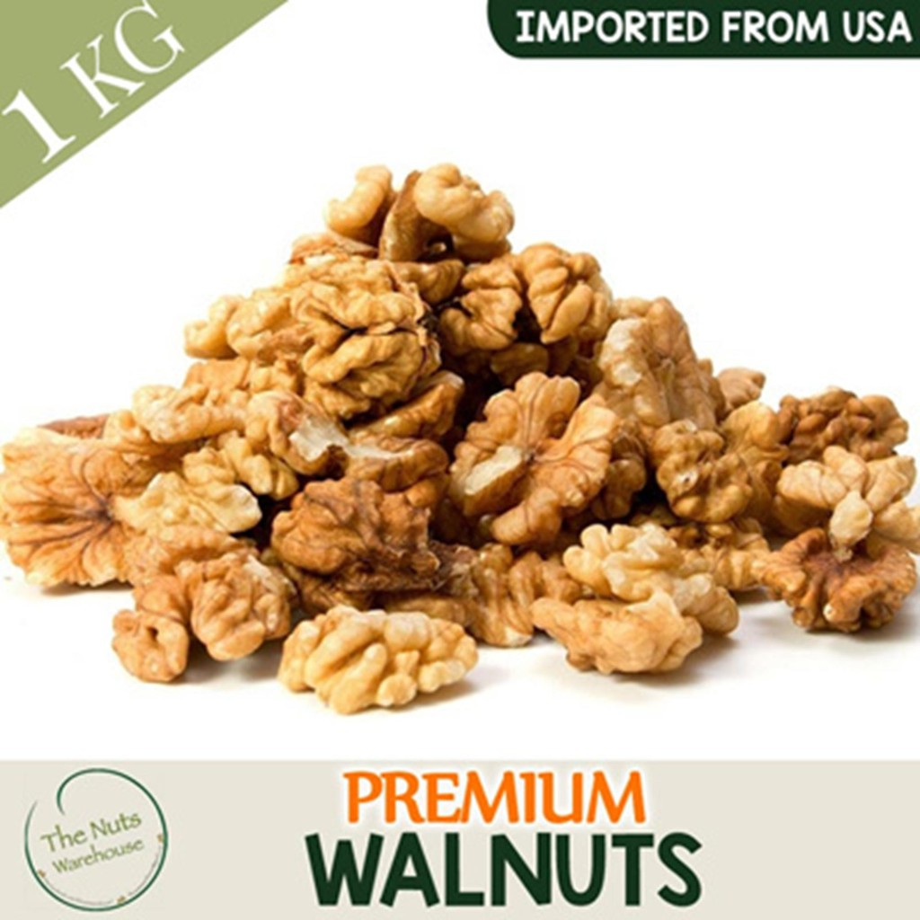 Premium Walnut [1kg] The Nuts Warehouse