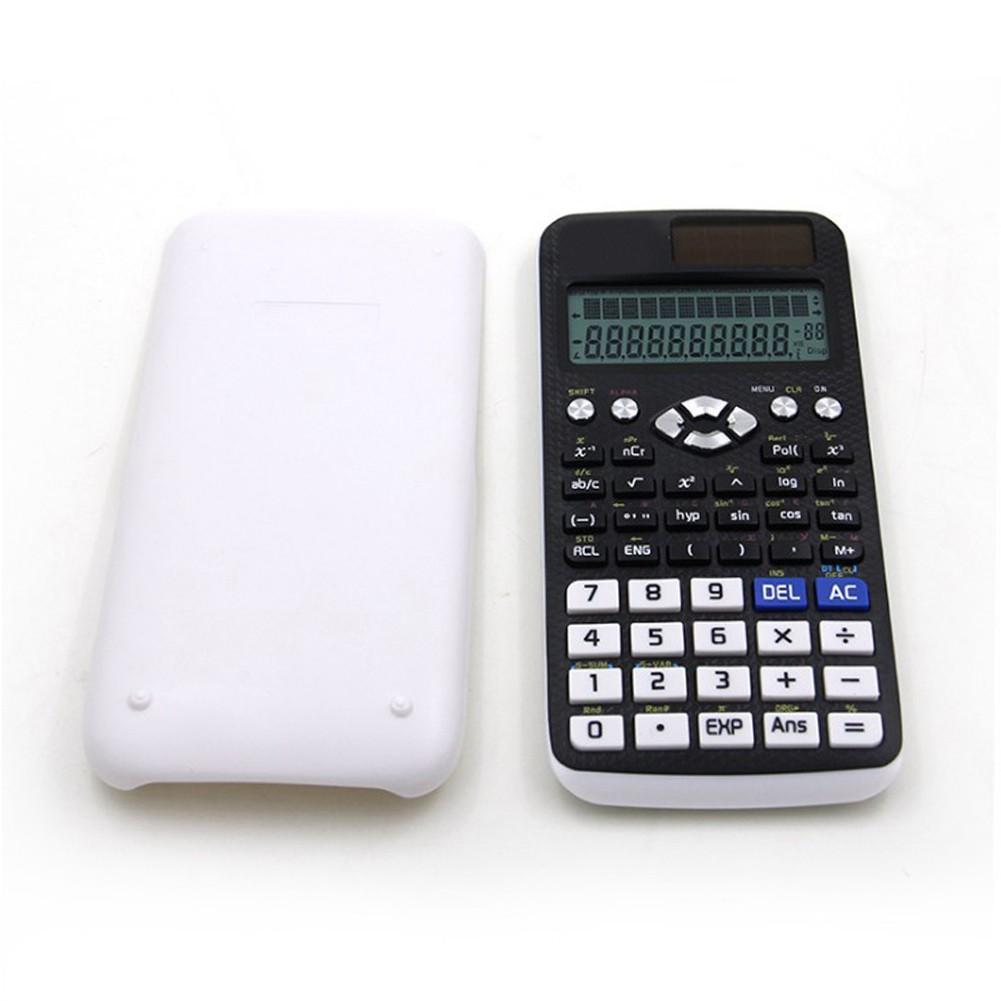 Dl D82es Fashion Multifunctional Scientific Calculator Shopee Kalkulator Citizen Ct 570es Silver Singapore